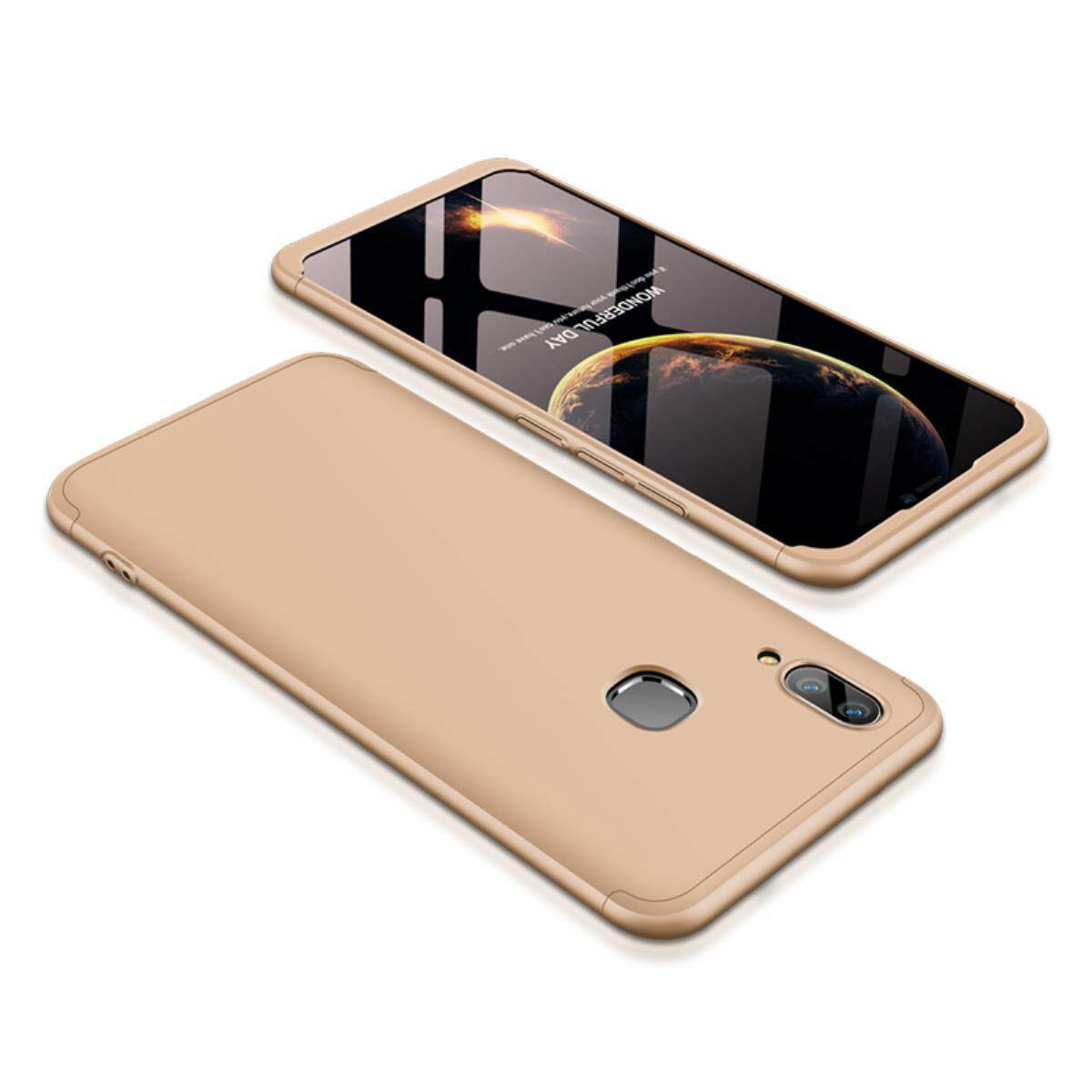 Mofi For Asus Zenfone 3 Max Zc553kl Hard Pc Plastic Case Anti Knock 2in1 Military Armor Soft 55 Hicase Vivo V9 Y85 Detachable In 1 Combo Frosted