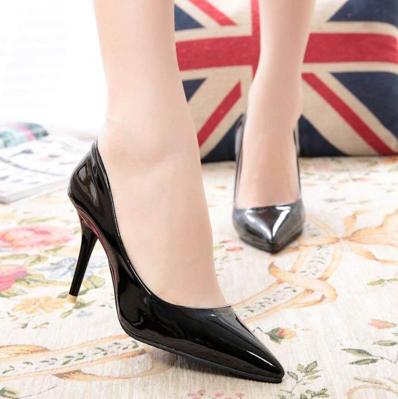 c124af238173 QUILLA Formal Women High Heels Minimalist