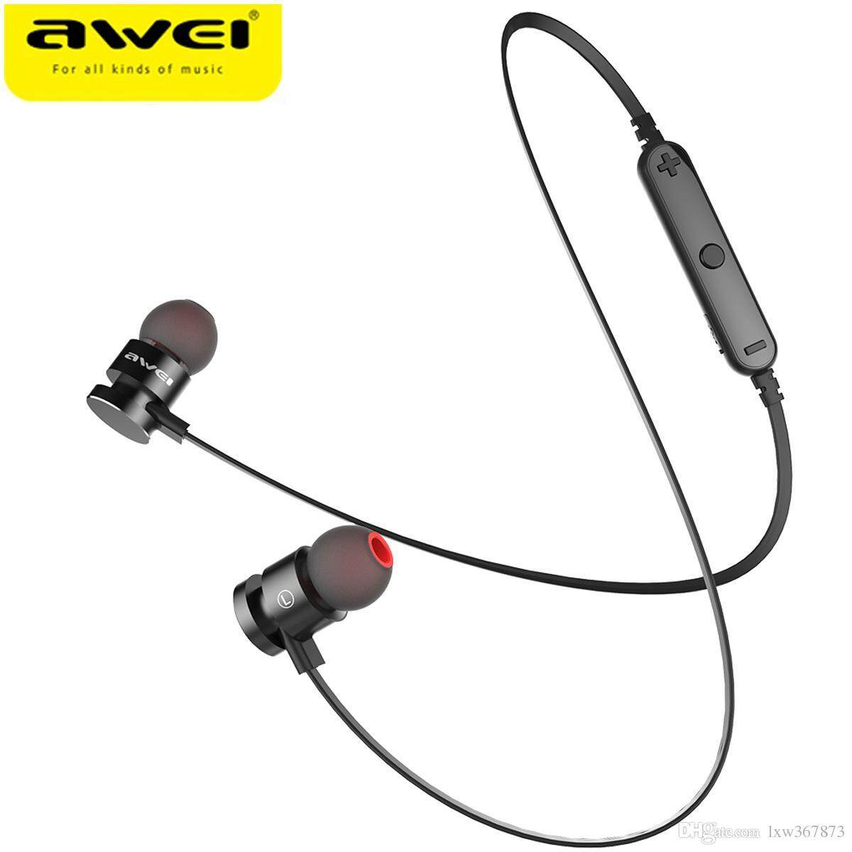 LD PRO 2018 Newest AWEI T11 Wireless Headphone Bluetooth Earphone Fone de  ouvido For Phone Neckband 91a407fe0b79f