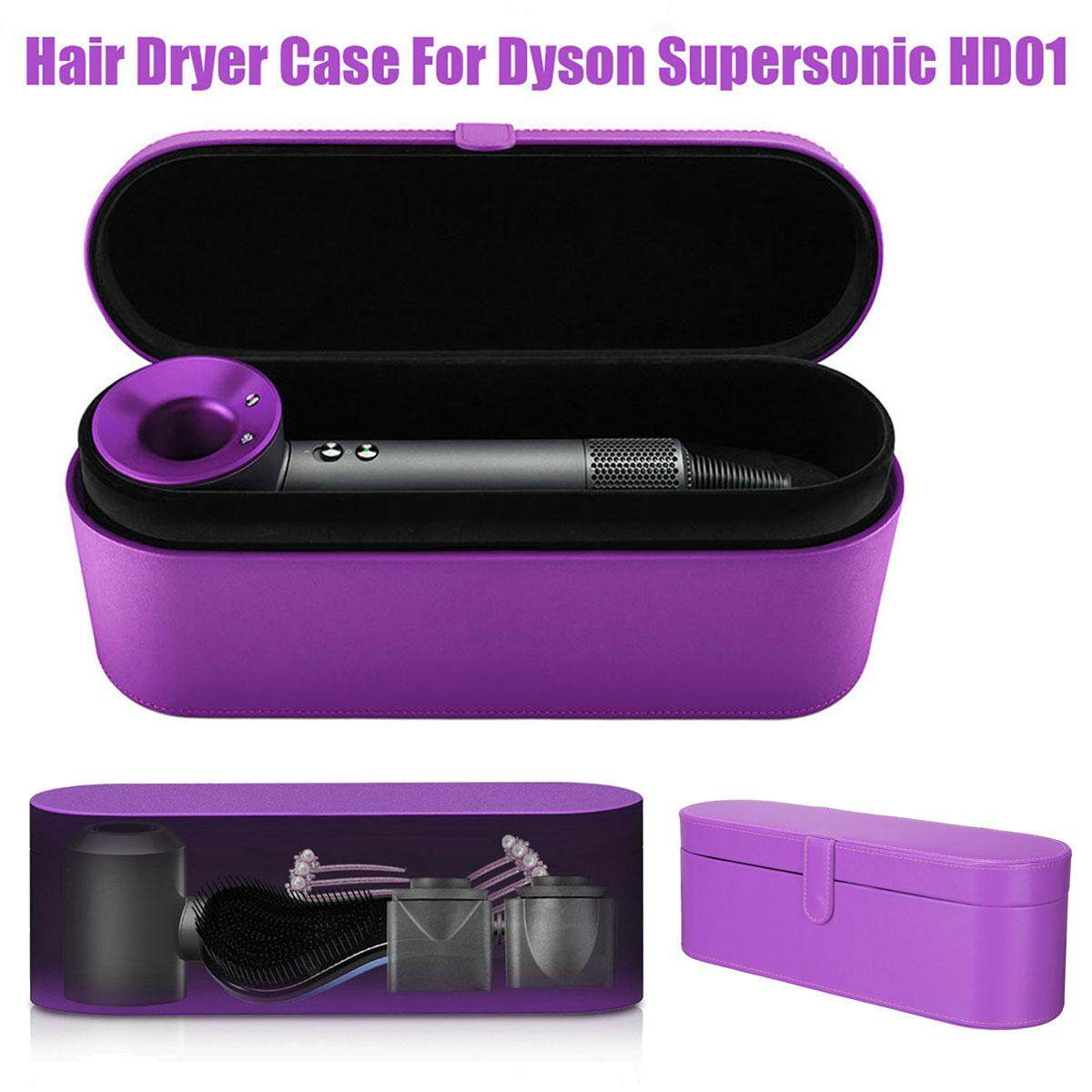 Hair Dryer Hard Carry Case Cover Storage Bag Gift Box For Dyson Supersonic HD01 cao cấp