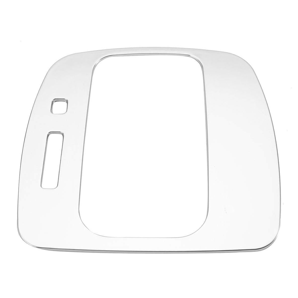 Cocok untuk 13-Ford Escape KUGA Chrome Gear Shift Kotak Pangkasan Penutup Panel Bingkai Bezel