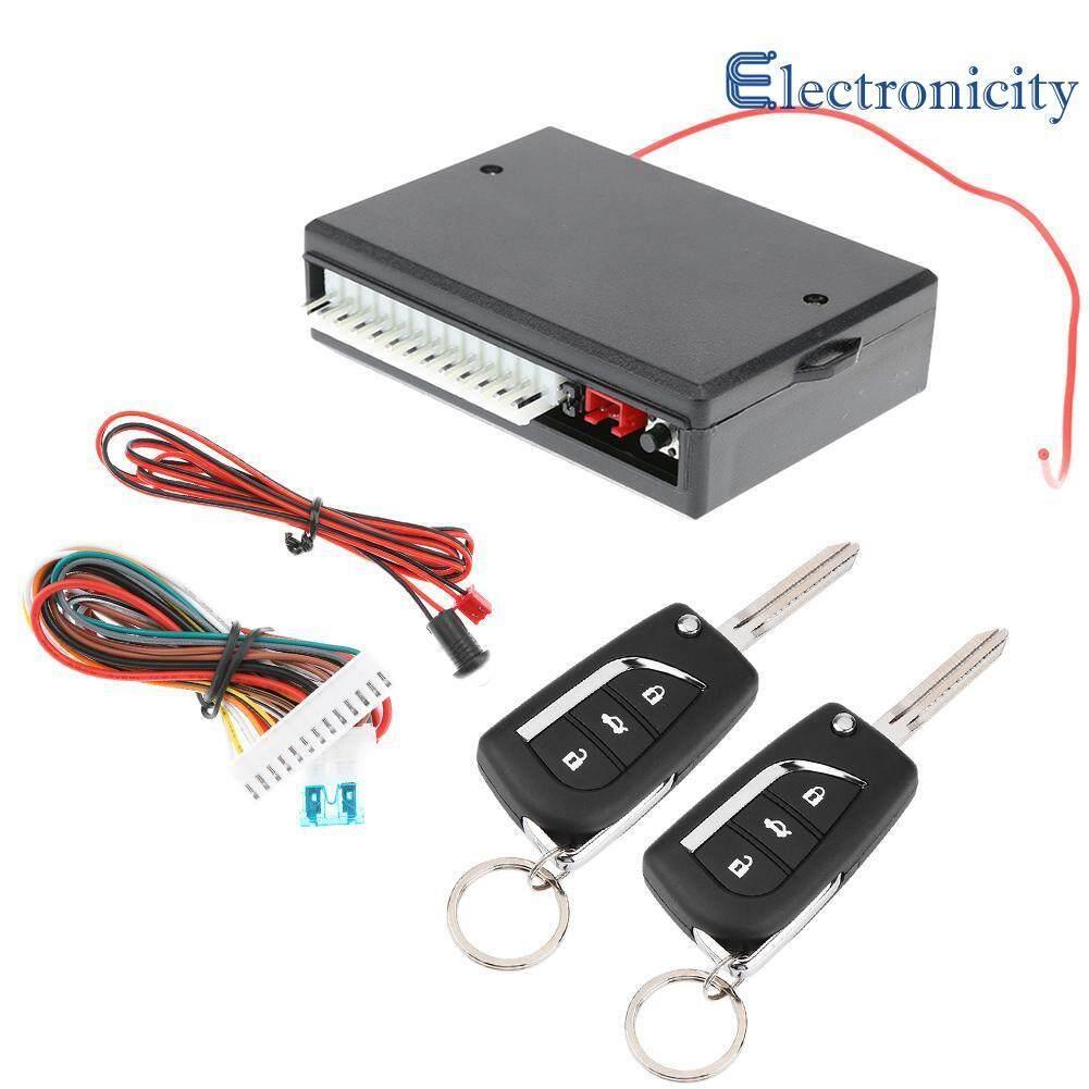 Jual Kunci Remote Keyless Entry Mobil Lazada Alarm Model Lipat Mercy Auto Tanpa Masuk Sistem Pengendali Jarak Jauh Peralatan Pusat Vh13p Intl