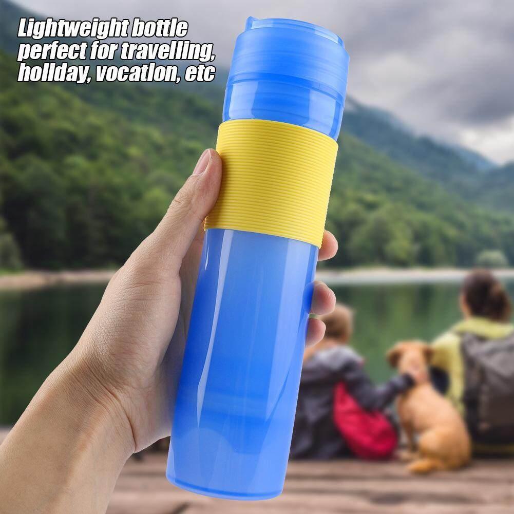 Sweetbaby 350 Ml Portable Pemeras Kopi Botol Teh Kopi Cangkir Air Minum untuk Bepergian