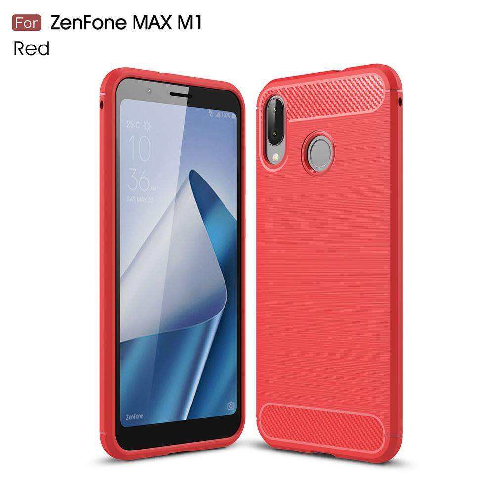 Fitur Asus Zenfone Max M1 Zb555kl 3 32gb Android 8 0 Oreo Garansi 4 64gb Resmi Upaitou Soft Case For Luxury Brushed Tpu With