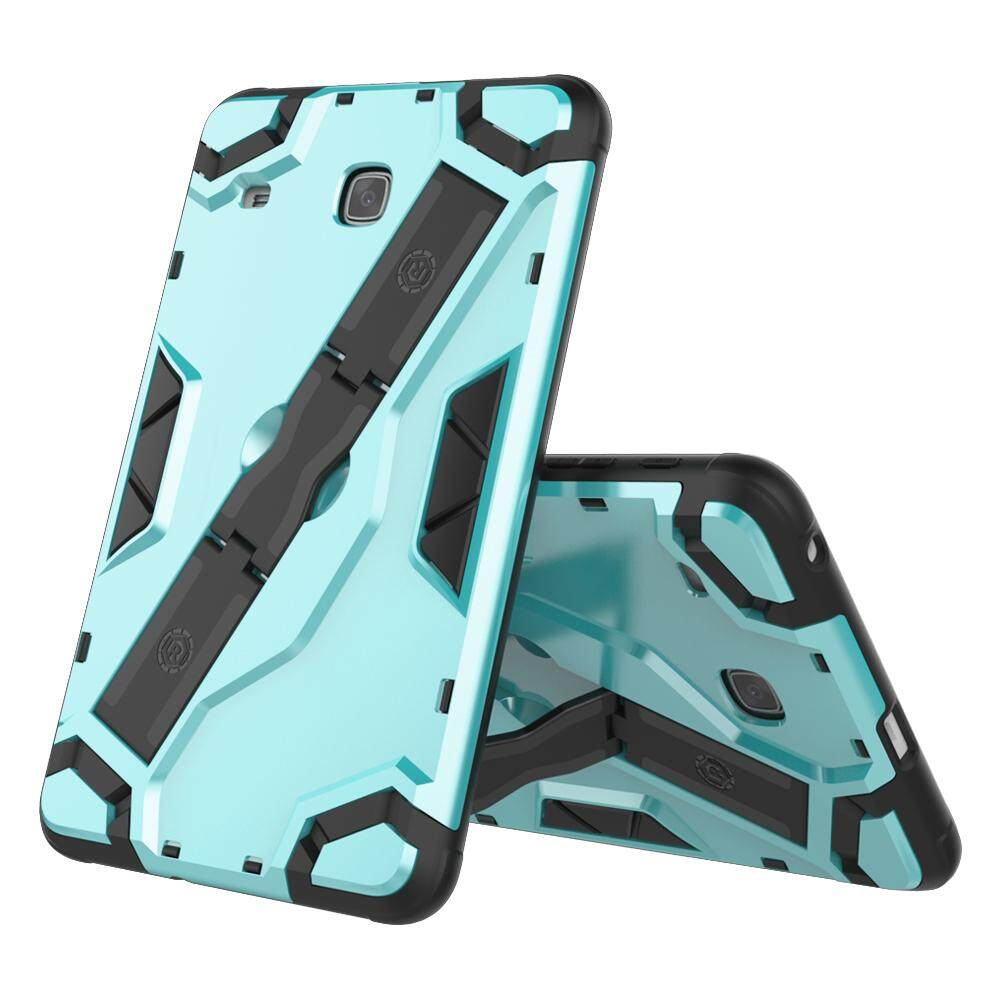 Hybrid Kickstand Rugged Rubber Armor Hard PC+TPU Stand Function Cover CasesMYR45 .