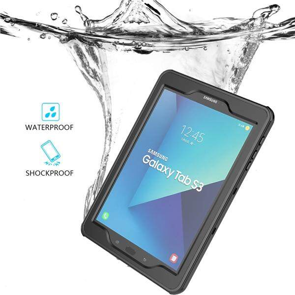 For Samsung Galaxy Tab S3 9.7 Waterproof Tablet Case Shockproof Dust Proof Protective Cover