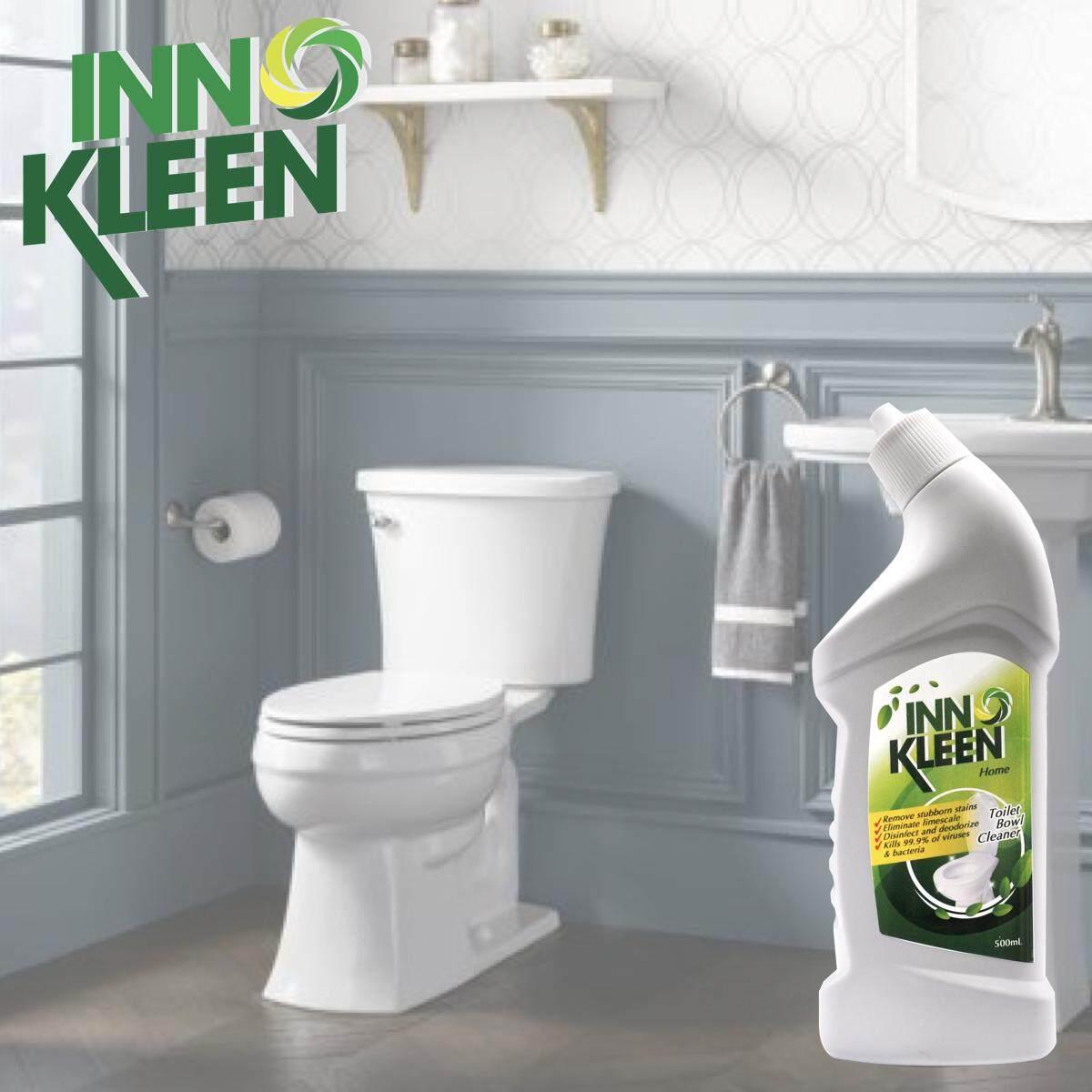[VALUE PACK] Set of 2 INNOKLEEN HOME Toilet Bowl Cleaner Kills 99.9% of viruses & bacteria 500ml
