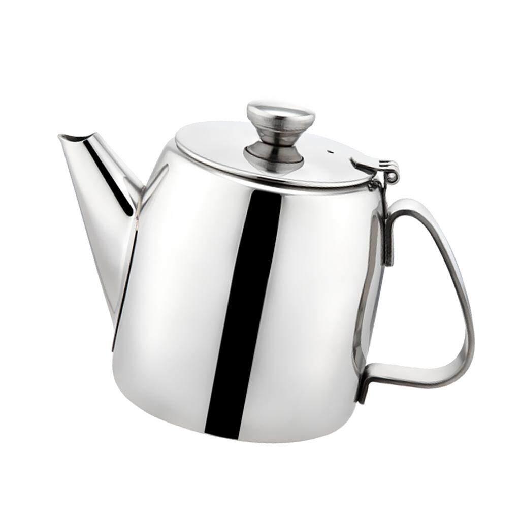 BolehDeals Stainless Steel Cold Water Juice Coffee Pot Teapot Jug Kettle Pitcher 2.8L