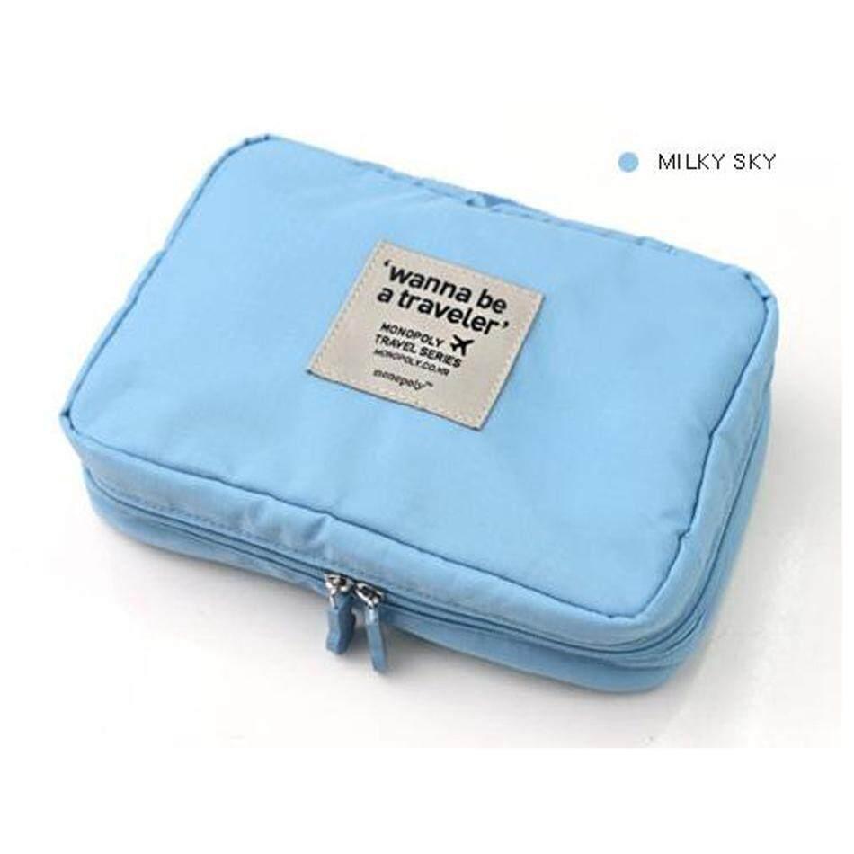 Korean Toiletries Travel Multifunction Cosmetic Organizer Storage Bags