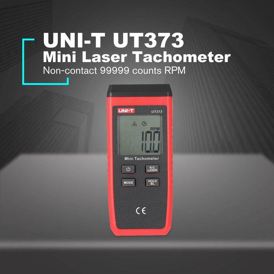 ... Juga Takometernya Penguji. Source · RUN2 UNI-T UT373 LCD Digital Mini Non-Kontak Laser Tachometer RPM Kecepatan Tester