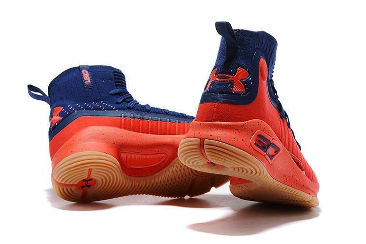 Under Armour Resmi Stephen Curry SC Curry 4 MID TOP Basketaball Sepatu Kets  Sneaker EU 40 4f011ee1d6