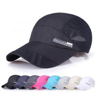 Pencari Harga Adjustable Sport Berjalan Topi Jaring Berpori Topi Bisbol  Luar Ruangan Topi Runcing Musim Panas 3400a2c83c