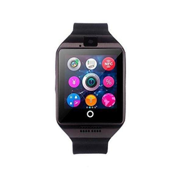 Pacoco GV08S Bluetooth GSM Camera Waterproof Smart Watch Phone 1.5 inch Touch Screen For Andriod Samsung,HTC,Sony,LG,HuaWei,ZTE,OPPO (Black) / From USA