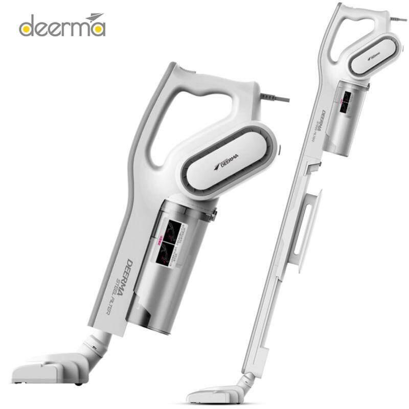 Deerma  High power Modern Vacuum Cleaner 2in1 Portable/Handheld Slick design Vacuum DX700 - intl Singapore