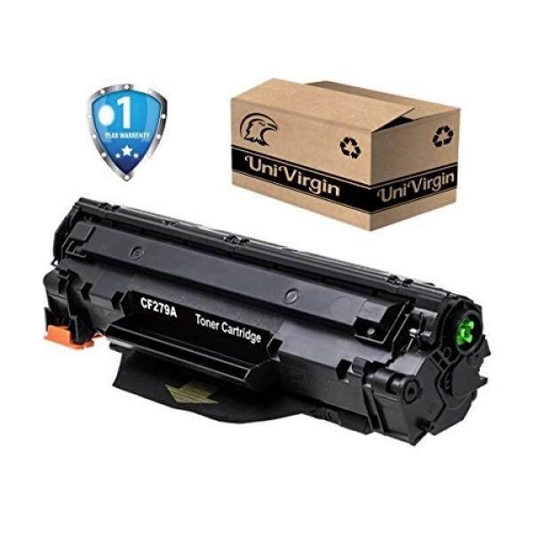 UniVirgin CF279A Toner Cartridge Compatible with 79A toner for use in LaserJet Pro M12a, LaserJet Pro M12w, LaserJet Pro MFP M26nw, LaserJet Pro MFP M26a Printer by UniVirgin - Black/1 Pack - intl