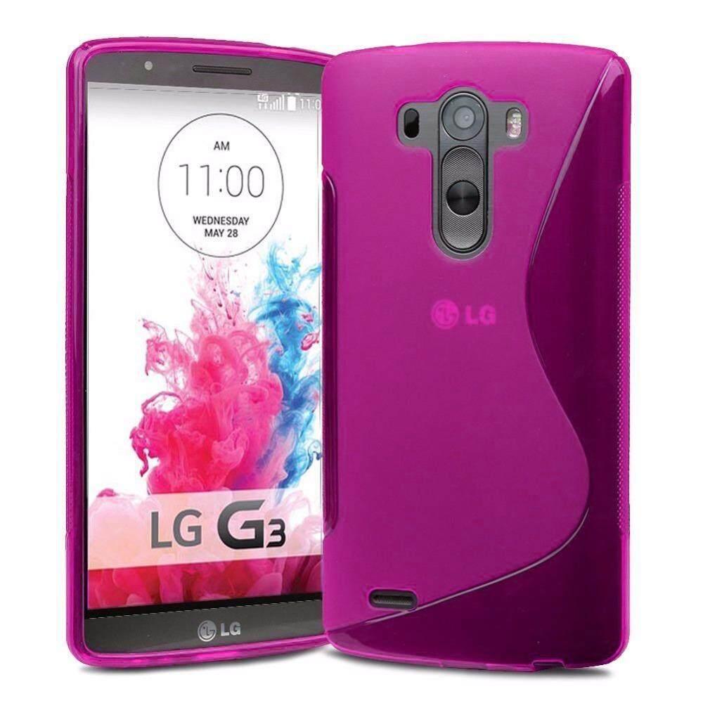 ... Case Back Cover G3S G3Mini Stylus Leon Spirit Phone Silicone Bags Black - intlIDR49000. Rp 49.000