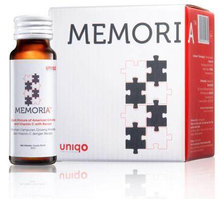 Citrex Memoria 50ML 6s (Improve Memory)