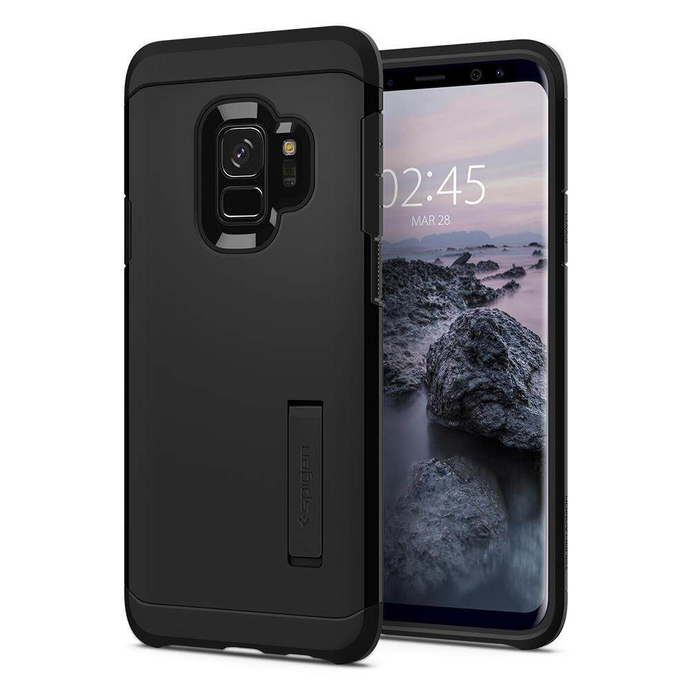 Fitur Spigen Thin Fit Case For Samsung Galaxy S9 2018 Dan Harga