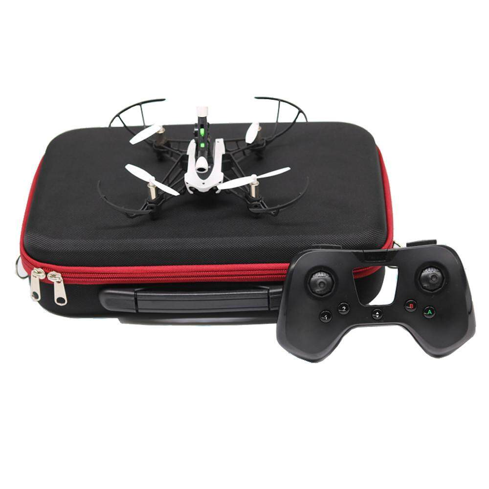 Docesty Black Drone Rc Accessory Storage Shoulder Bag Handbag Case For Parrot Mambo By Docesty.