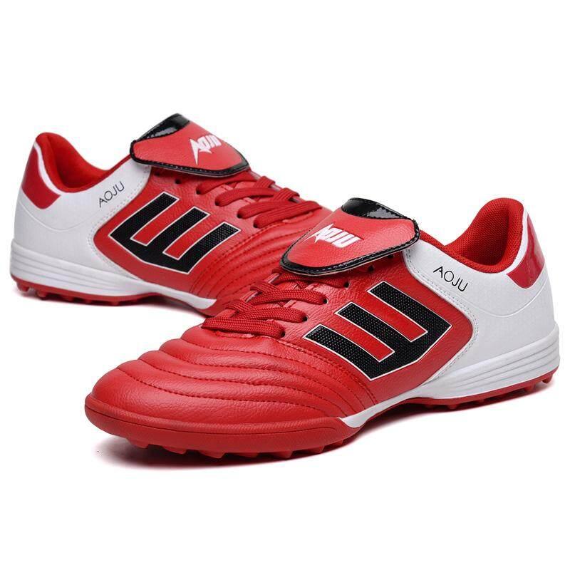 Sepatu Sepak Bola untuk Pria 4 Warna 2018 Kuku Mode Terkini Bintang Gaya  Sepatu Sepak Bola c59db716c4