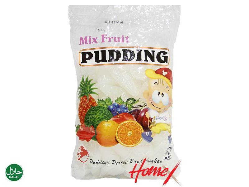 Mix Fruit Pudding Lychee Flavour (100 mini-cups) 1600g