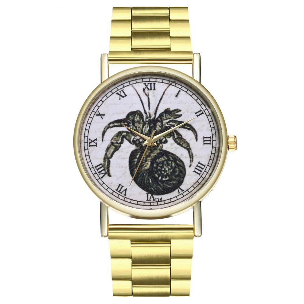 Zhoulianfa Vintage Hermit Crab Men Woman quartz watch for Fashion Accessory or Birthday Gift T14 Malaysia