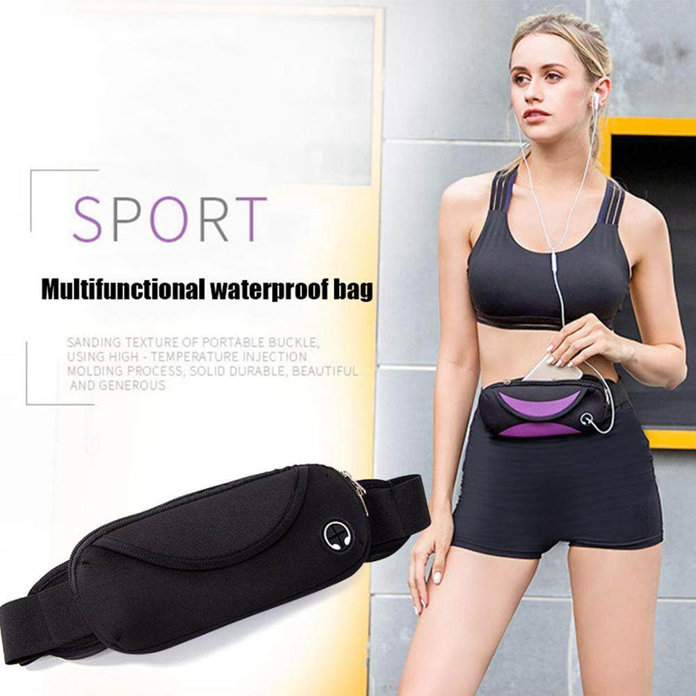 290613aa1ad4 Eenten Multifunctional Fashion Sports Mobile Phone Pockets, Men and Women  Running Belt Pouch Waterproof Waist Bag