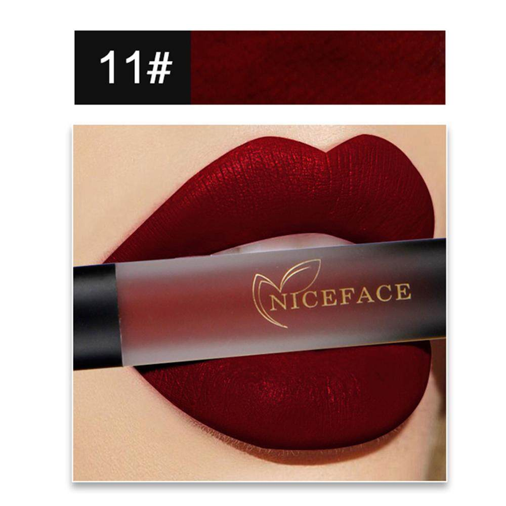 Matte 18 Colors Lip Balm Lipstick Gradient Color Change Cosmetic For Women