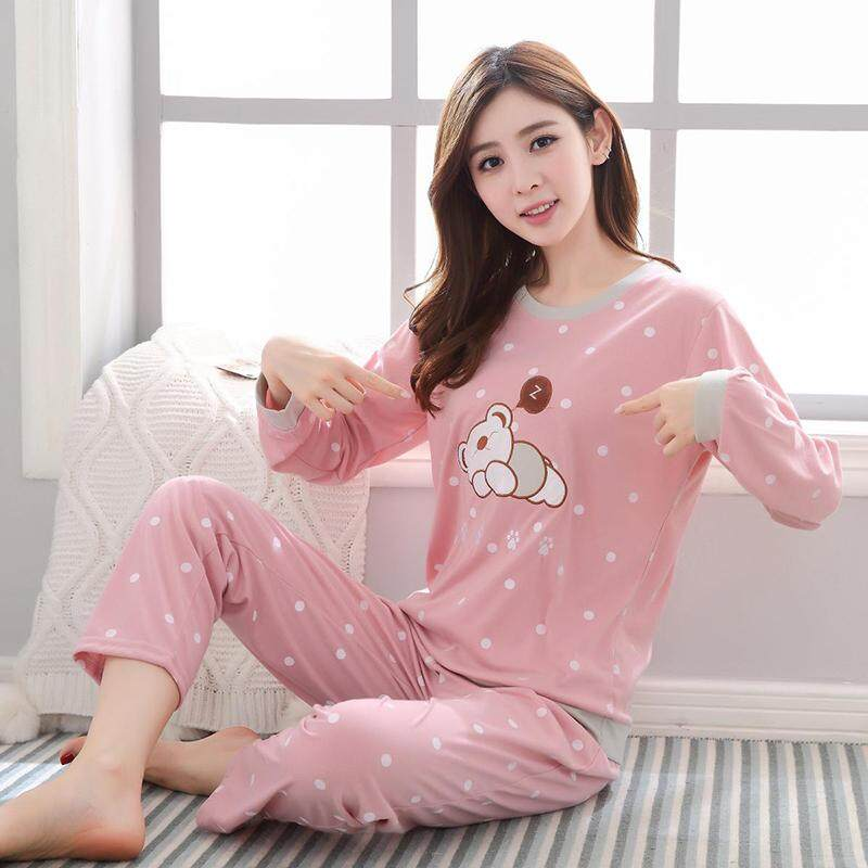 ZAIWAN Brand Summer Maternity Dress Mother Home Furnishing Clothes Pregnant  Women Pajamas Suit Sleepwear Set Chiffon 4e7639cfd863
