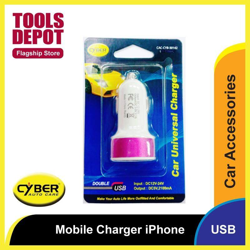 Cyber USB Charger iPhone