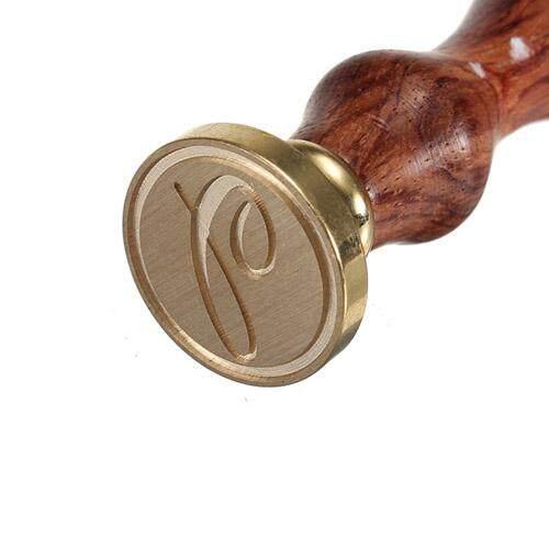 Mua Cổ Điển 26 Chữ Cái-C Bảng Chữ Cái Ban Đầu Hàn Kín Sáp Đồng Thau Đồng Đầu Tem Bao Thư