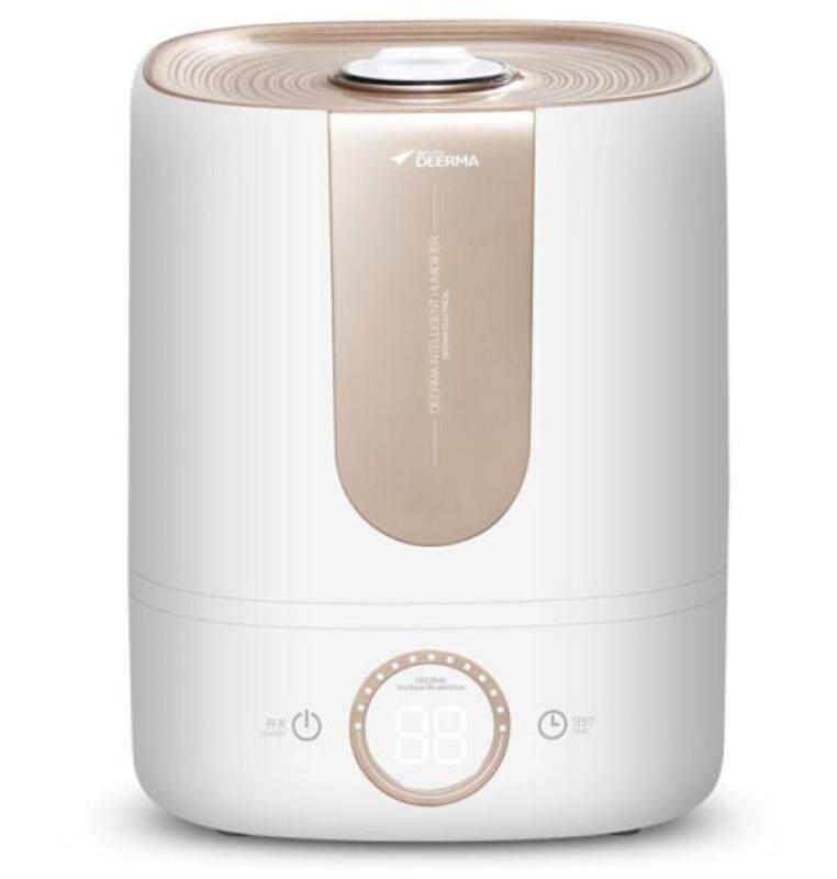 Deerma F535 Modern Ultrasonic Humidifier Air Purifier Aroma Diffuser 5L - intl - intl Singapore