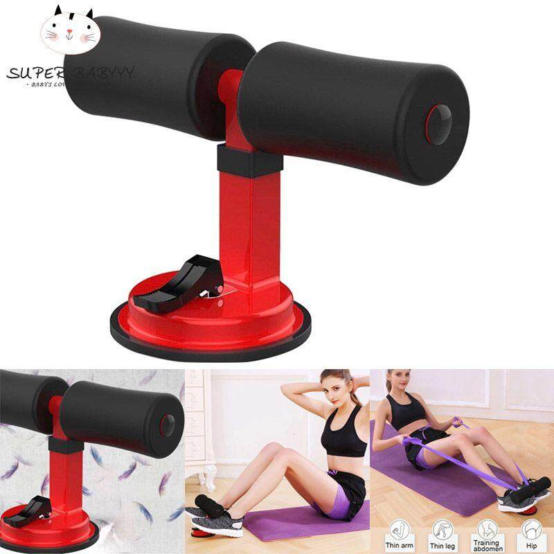 Sby Sit-Ups Fitness Device Adjustment Simple Exercise Body Waist Lose Weight Equipment For Home Office By Super Babyyy.