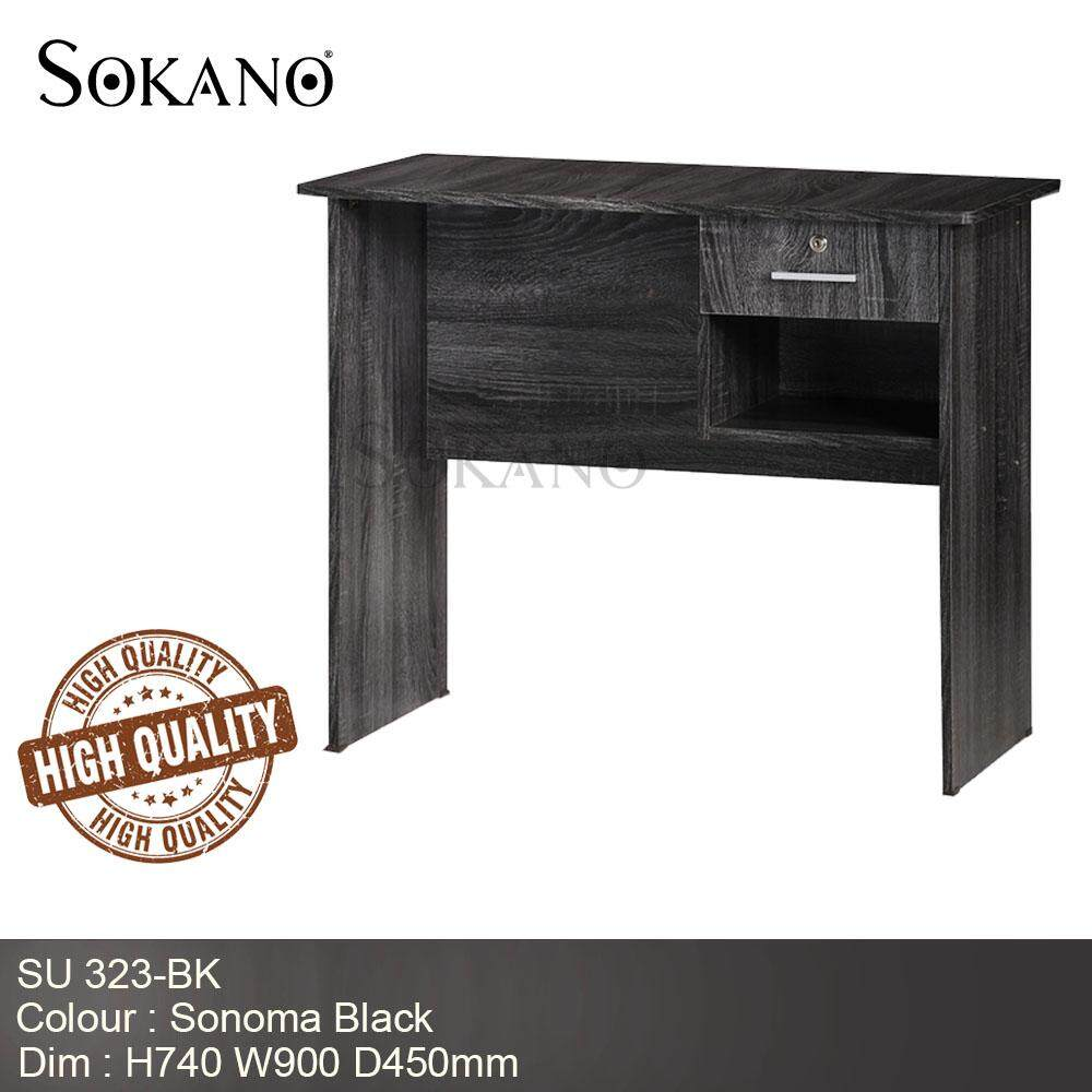 (RAYA 2019) SOKANO SU323 Premium Wooden Writing Study Table