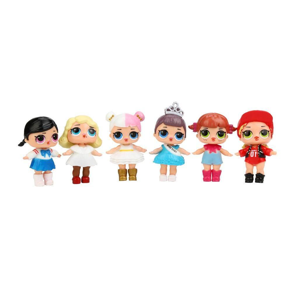 Lol ตุ๊กตาแปลกใจ Surprise Mystery Xmas ของเล่นตุ๊กตาแปลกใจ - Intl.