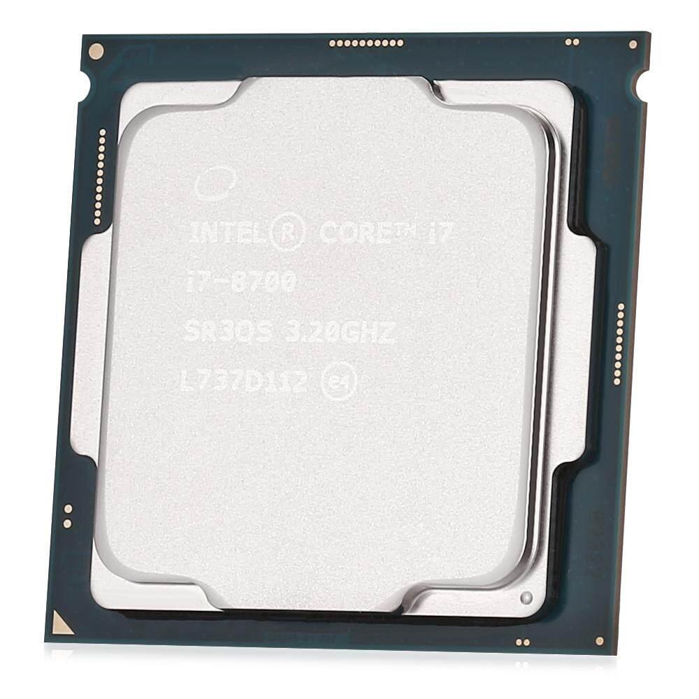 Intel Core i7 8700 Processor Hexa-core CPU 3.2GHz / Socket LGA 1151
