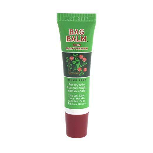 Vermont's Original Bag Balm Skin Moisturizer, 0.25 Ounce Tube, Moisturizing Ointment for Dry Skin that can Crack Split or Chafe on Hands Feet Elbows Knees Shoulders and More
