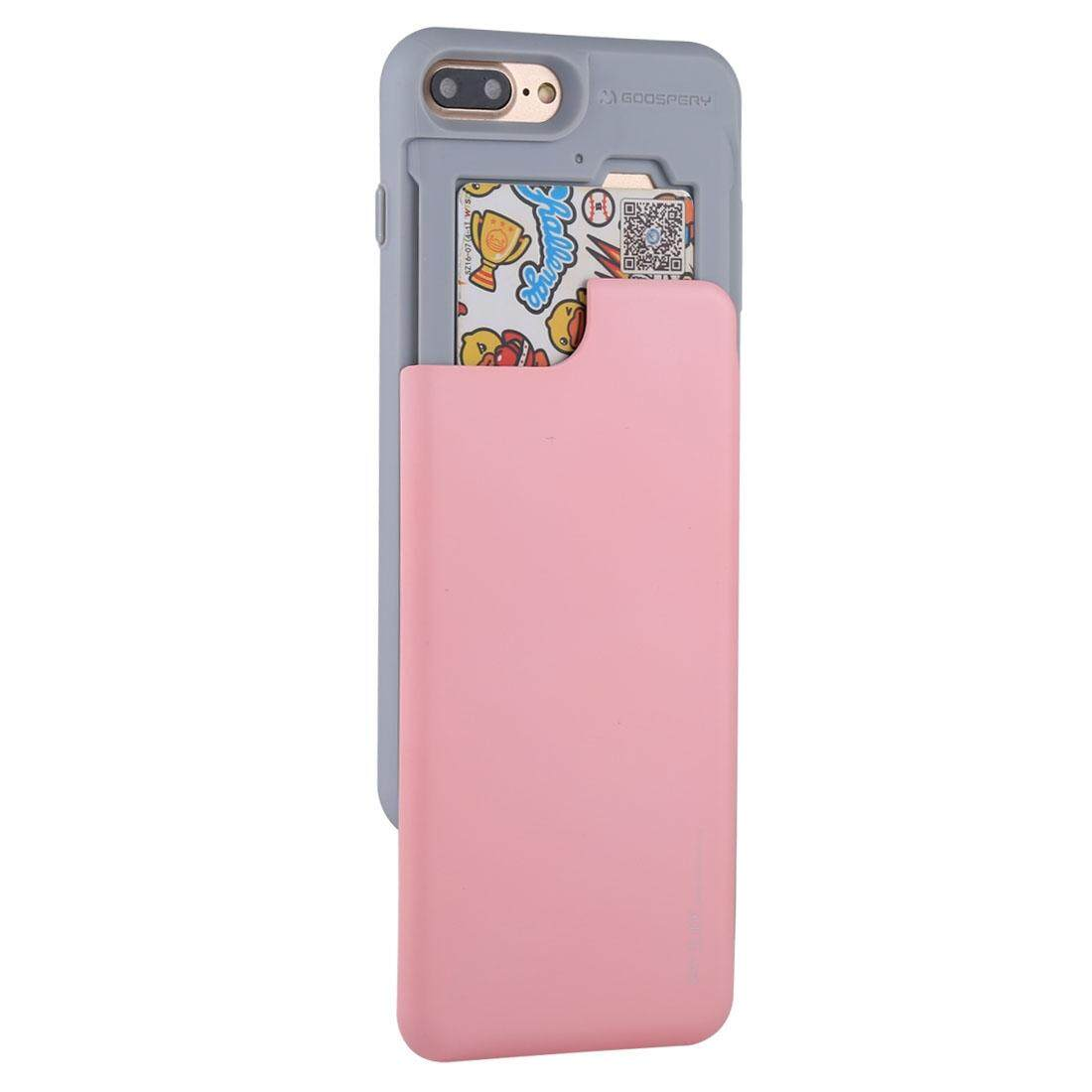 Sell Pink Panther Iphone8plus Cheapest Best Quality Th Store Goospery Iphone 8 Sky Slide Bumper Case Gold Thb 254 Mercury For Plus And 7 Tpu Pc Protective Back