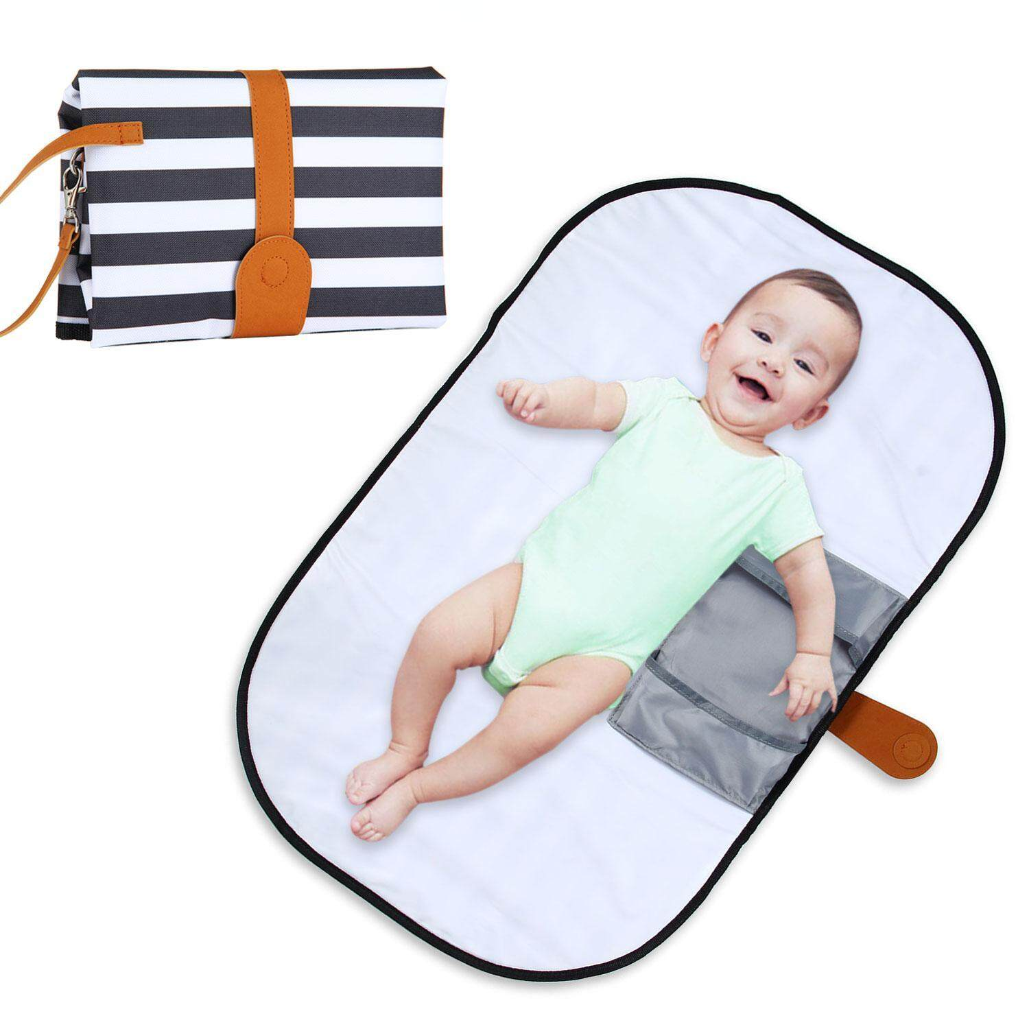 Back To Search Resultsmother & Kids Nappy Changing Mat Baby Nursing Waterproof Diaper Changing Pad Baby Changing Kit For Home Travel Outside Quality Easy To Carry