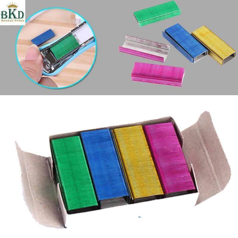 Mua Bkodak Store 1.2cm Color 800 Staples Color Staple Staple Needle Nail Mini
