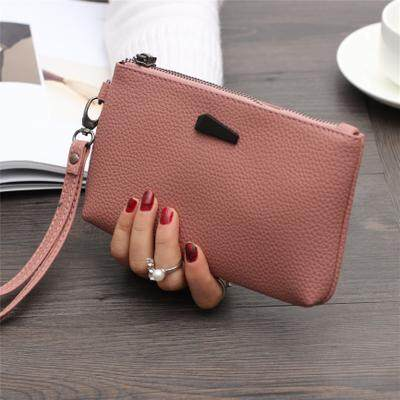 Women Wallet Large Capacity Clutch Bag Mobile Phone Bag Casual Handbag