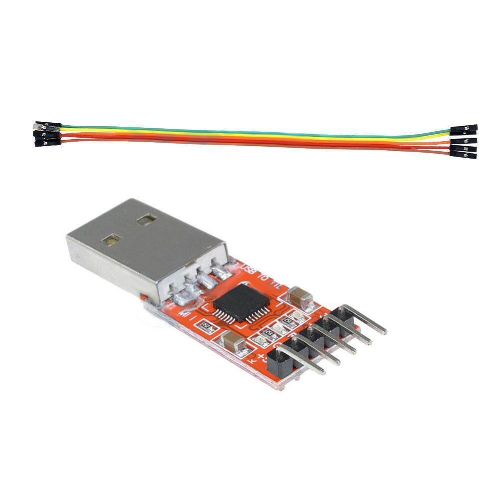 YBC USB 2.0 to TTL UART 5PIN Module Serial Converter CP2102 STC PRGMR .