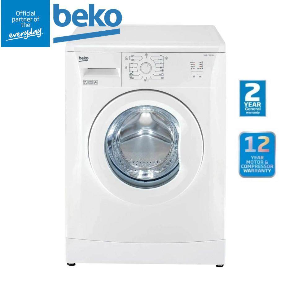 Features Samsung Front Load Washer With Digital Inverter 7kg Electrolux Loading Ewf14113 New Beko Made In Europe Wmb 71001 M