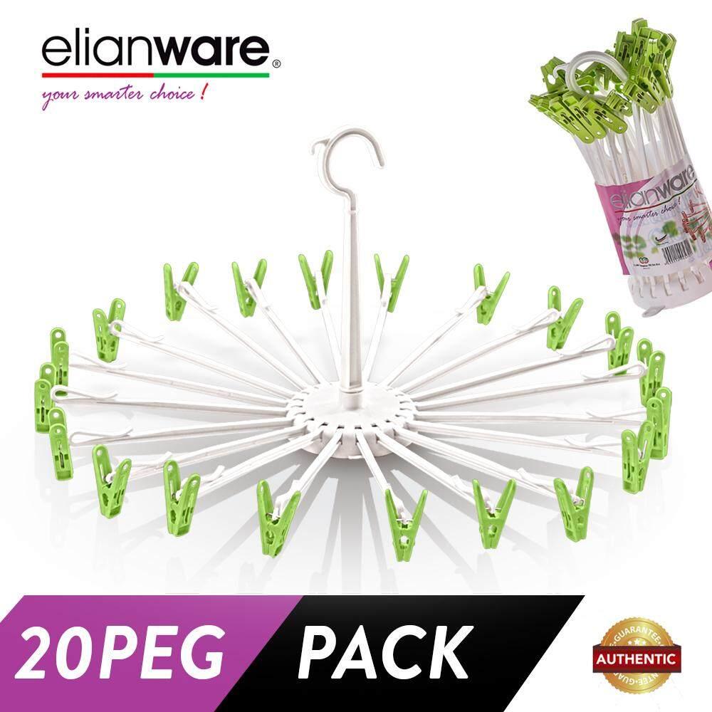 Elianware 20 Pegs Umbrella Hanger
