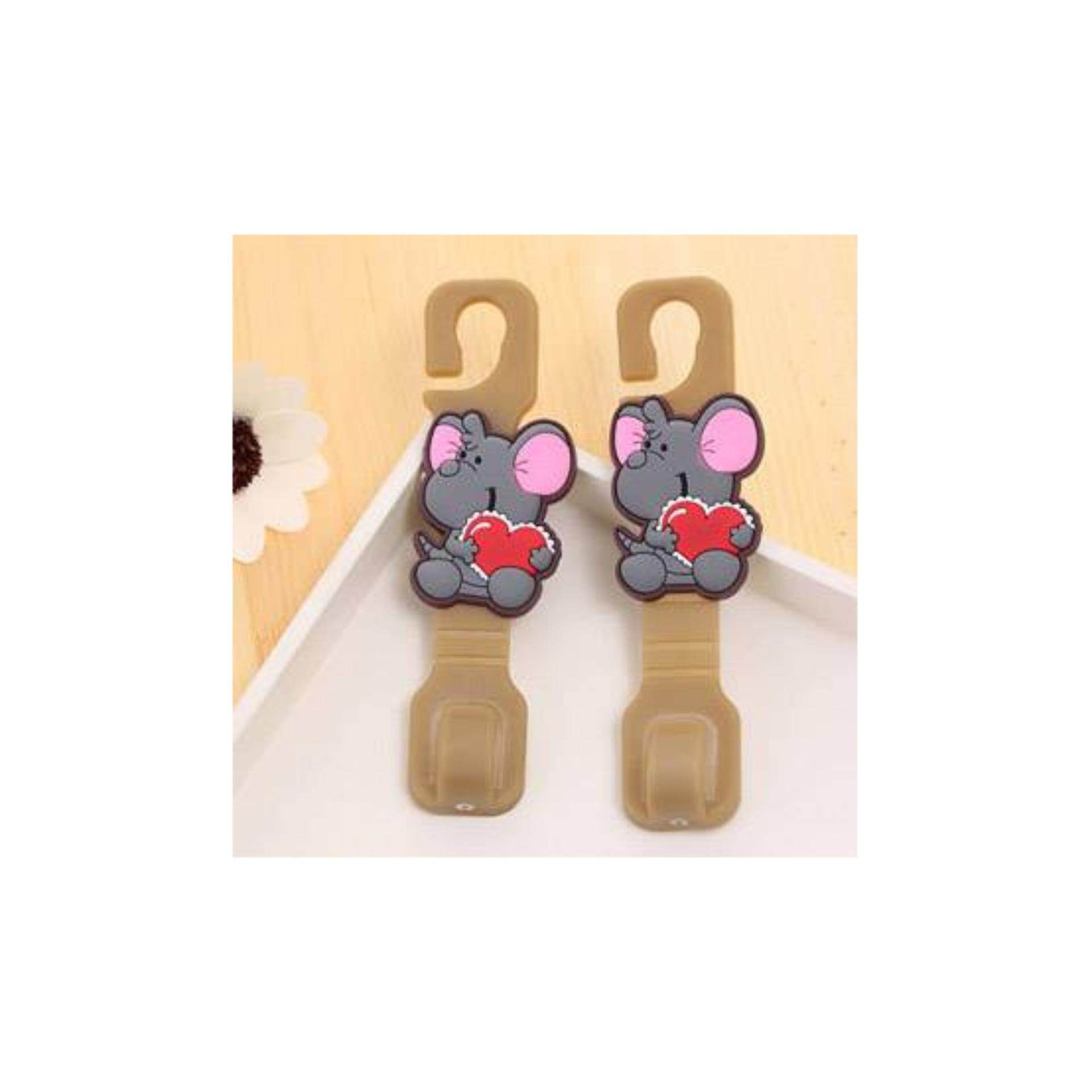 Mouse With Love Car Seat Hanger RM5