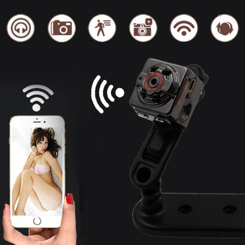360 Degree Rotary Mini 1080p Wide Angle Night Vision Dv Camera Recorder By Mayler Store.