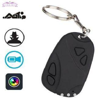 CAR KEY SECURITY SPY VIDEO RECORDER