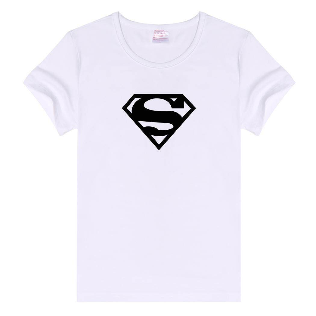 Womens Superman Logo T Shirt Rldm