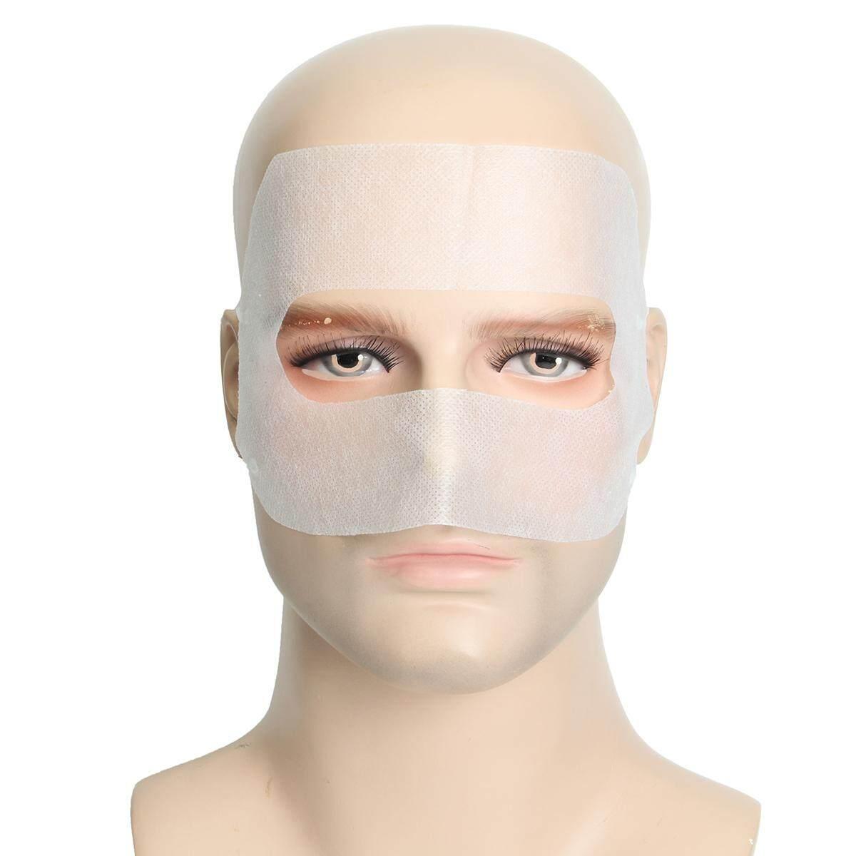 100 Pcs Protective Hygiene Eye Mask Ninja Mask For Vr Gear Vr Glasses By Glimmer.