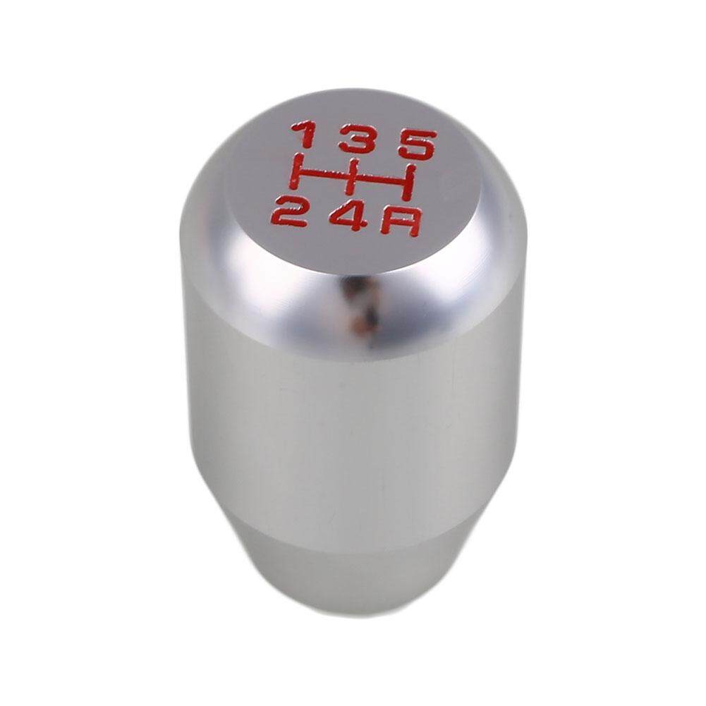 AUkEy Toko Mobil Kendaraan Aluminium Paduan Perlengkapan Shift Tuas Tombol Manual Shifter Tongkat Universal-Internasional